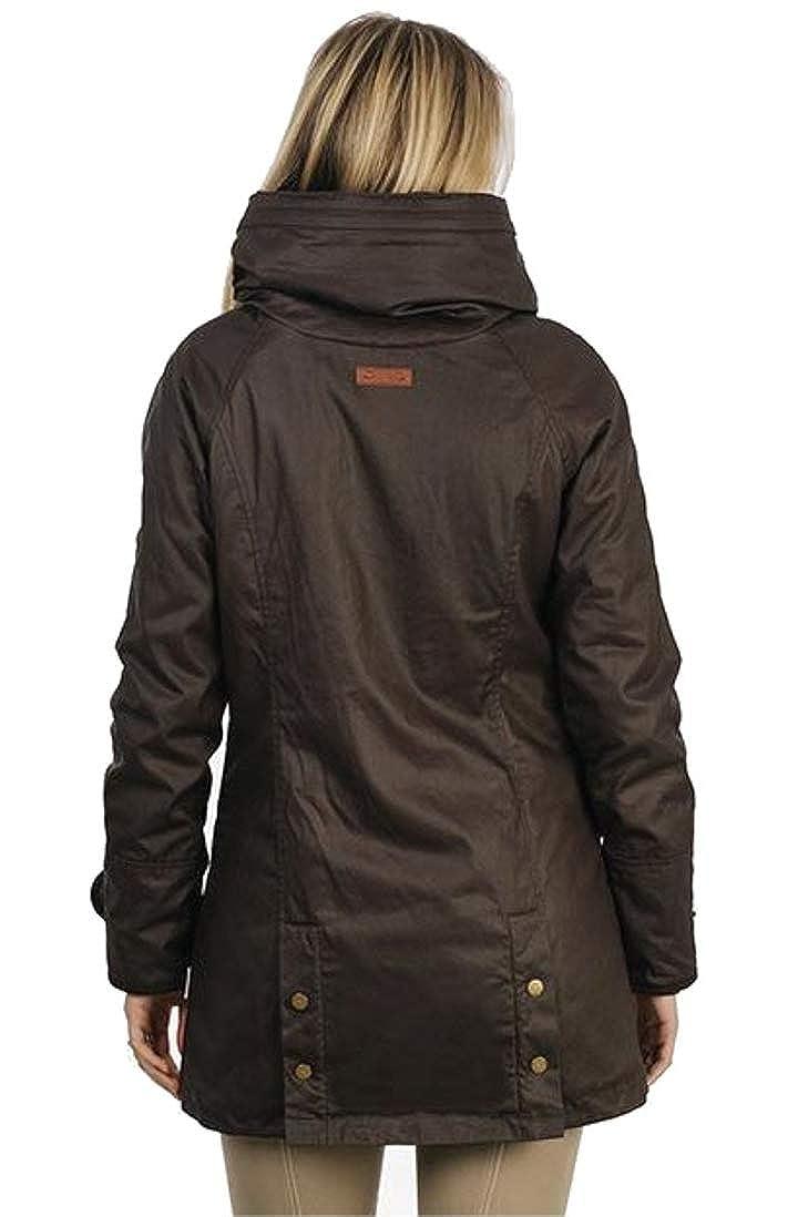 f84fe9c91 Horseware Elina Parka Warm Winter Jacket: Amazon.co.uk: Sports ...