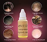 #7: AMEIZII Hair Growth Essence Hair Loss Liquid 20ml dense hair fast sunburst hair growth product Restoration pilatory