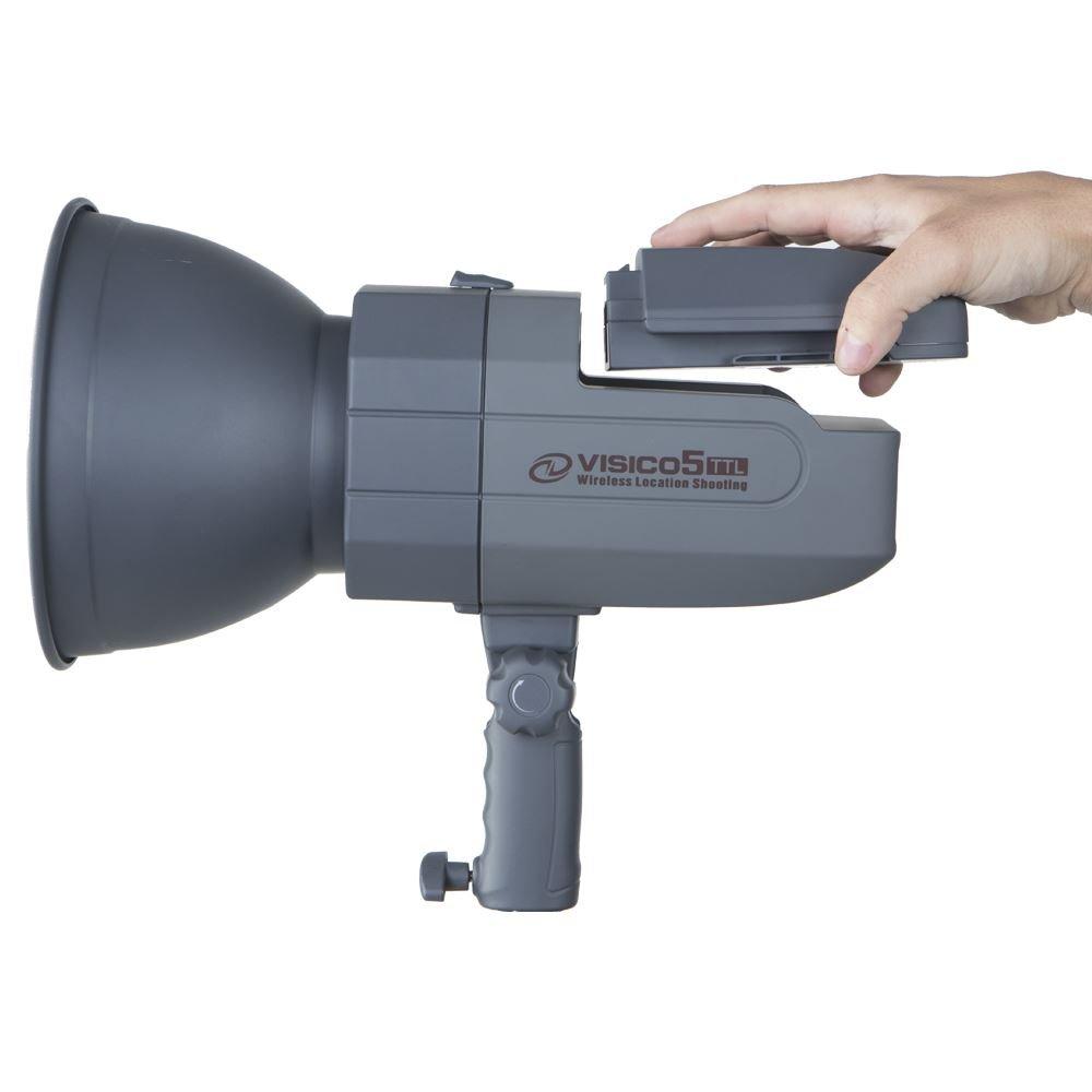 Visico 4/300/W lampadina flash di ricambio per Visico 4/flash da studio luce
