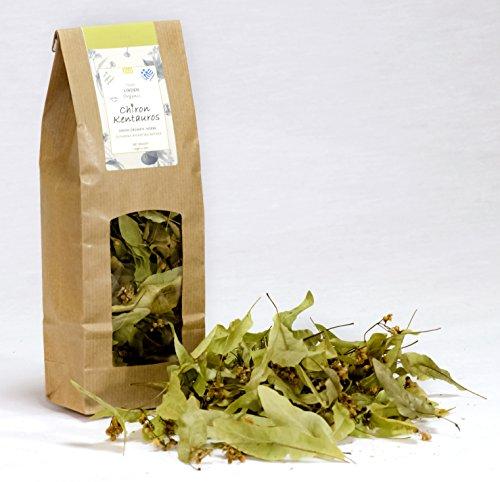 - Bio Organic Linden / Tilia Herb from Mount Pelion Greece - GMO / Caffeine Free