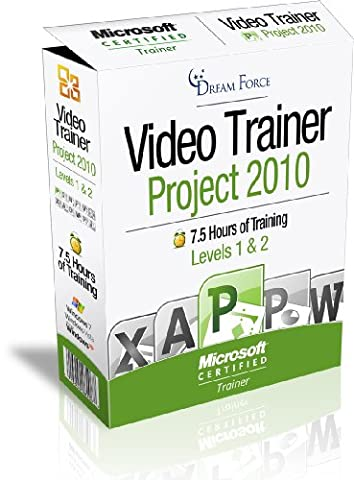 Project 2010 Training Videos – 7.5 Hours of Project 2010 training by Microsoft Office: Specialist, Expert and Master, and Microsoft Certified Trainer (MCT), Kirt (Microsoft Projects 2010)