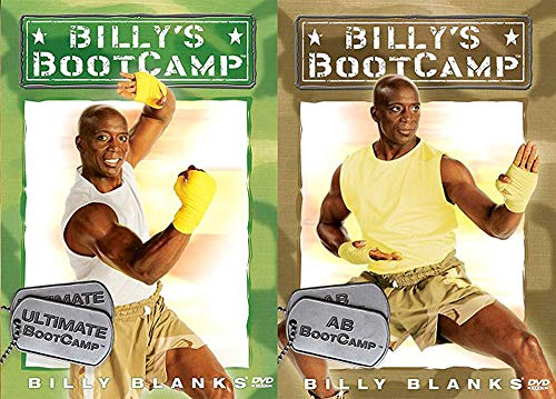Combo Workout Billy Blanks Double Kick - Billy
