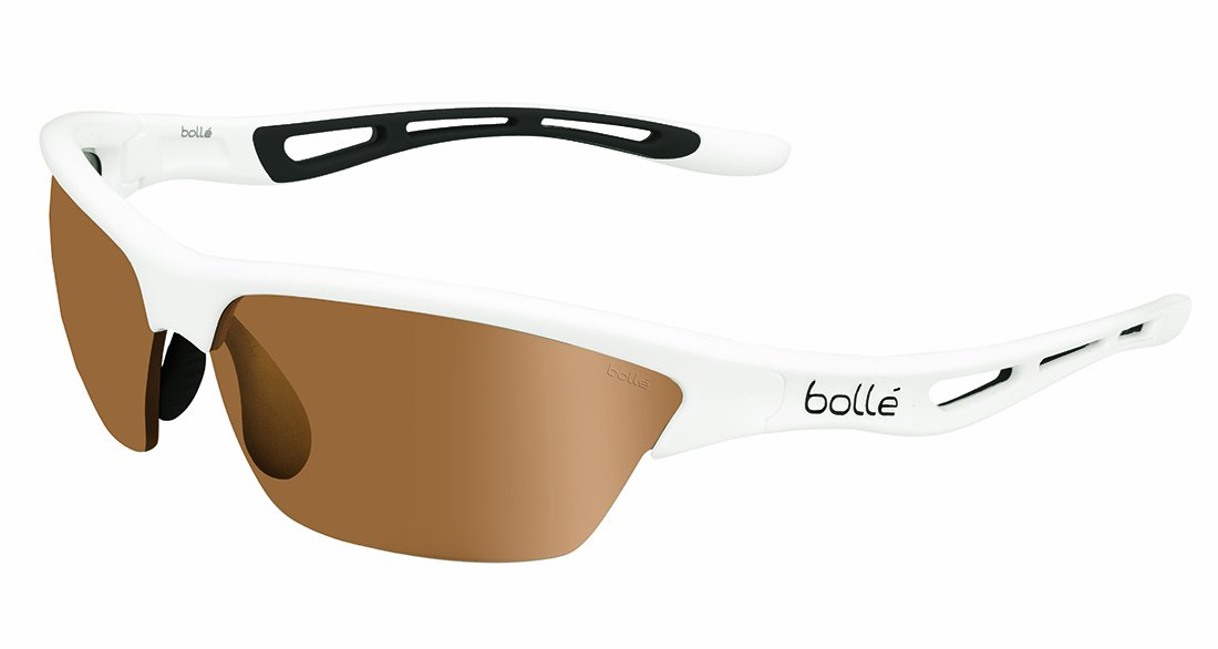 Bolle Bolt S Noir Brillant Modulator V3 Golf oleo AF