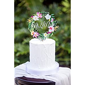 51dhSh750rL._SS300_ Beach Wedding Cake Toppers & Nautical Cake Toppers