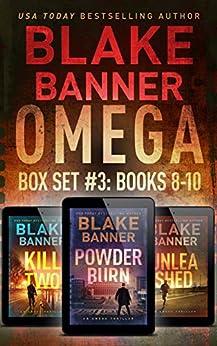 Omega Series Box Set 3: Books 8-10 by [Banner, Blake]