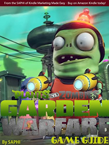 Amazon.com: PLANTS VS ZOMBIES GARDEN WARFARE 2 STRATEGY GUIDE & GAME ...
