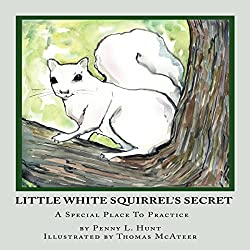 Little White Squirrel's Secret