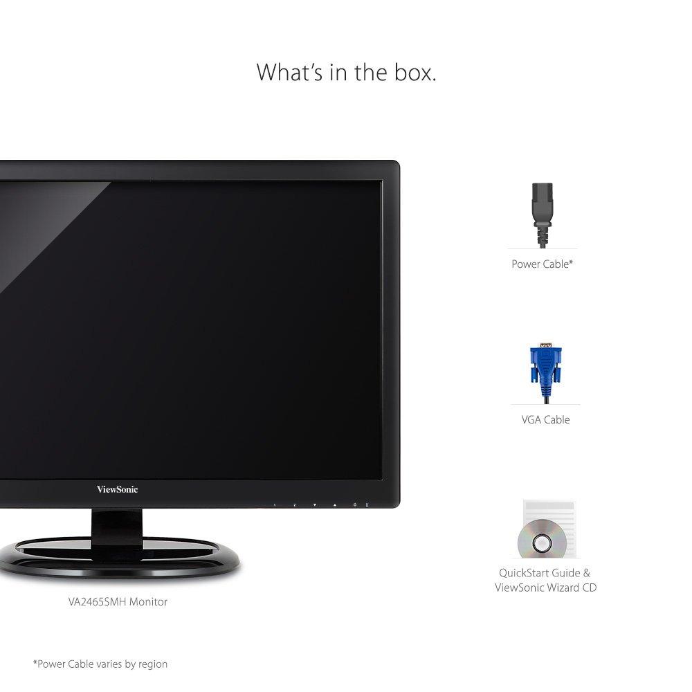 ViewSonic VA2406m-LED Full HD Monitor Download Driver