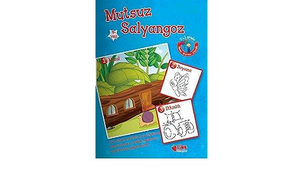 Mutsuz Salyangoz Busra Kanoglu 9786051182247 Amazoncom Books