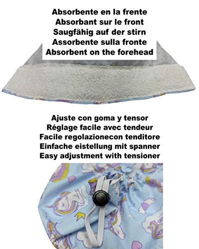Fannyfuny Calot Chirurgical Unisexe R/églable Doux Bonnet Infirmi/ère en Coton Rond Confortable Chapeau de Travail Couleur Unie Casquettes pour H/ôpital laboratoire
