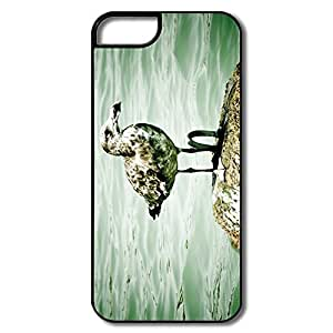 PTCY IPhone 5/5s Customize Fashion Seagull Buoy