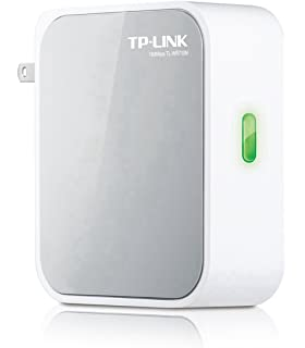 TP-Link N150 Wireless Wi-Fi Mini Router with Range Extender/Access Point