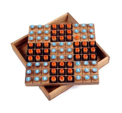 Wooden Sudoku Board - A Must Have for the Sudoku Fan