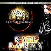Witch's Diary: Lost Library, Volume 4 | Kate Baray