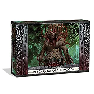 Death May Die The Black Goat of The Woods