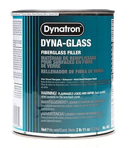 Dynatron 462 Dyna-Glass Short Strand Body Filler - 1 Quart