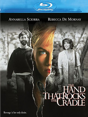 Blu-ray : The Hand That Rocks the Cradle (20th Anniversary Edition) (Restored, Enhanced, Anniversary Edition, Widescreen, )