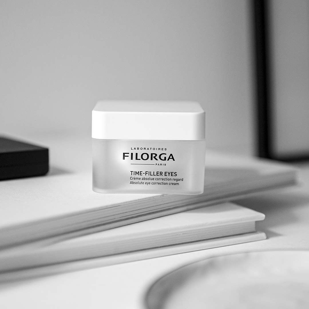 Amazon.com: Laboratoires Filorga Time-Filler Eyes | Absolute Eye Correction  Cream with Hyaluronic Acid to Reduce Wrinkles: Premium Beauty