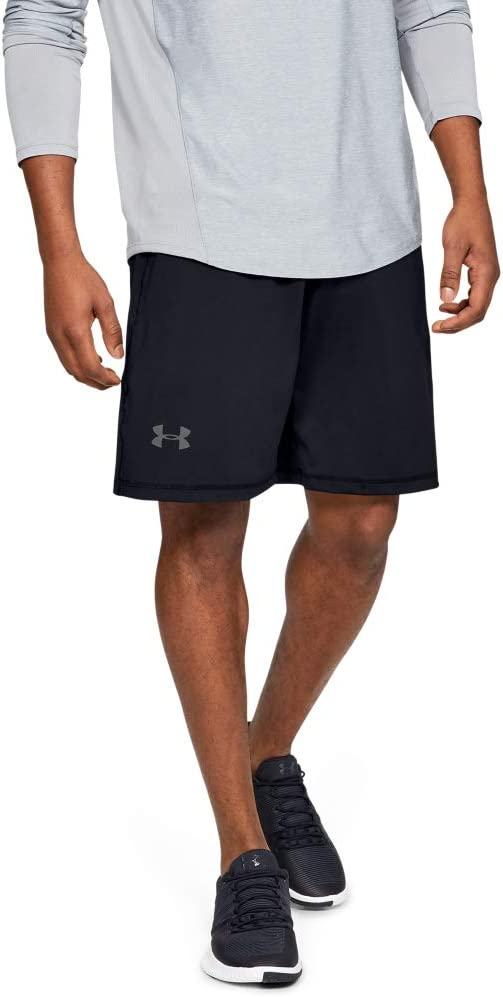 #2 Under Armour Men's Raid 10-inch Workout Gym Shorts