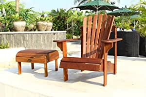 Signature Teak Adirondack Chair