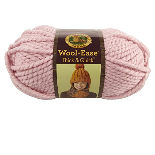 - Wool-Ease Thick & Quick Yarn-Blossom