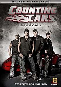 Counting Cars: Season 1 [DVD]