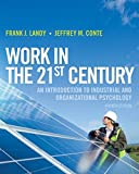 Work in the 21st Century 9781118291207