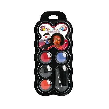 Grimtout - Juego completo Ninja GT41961, 4 colores: Amazon ...