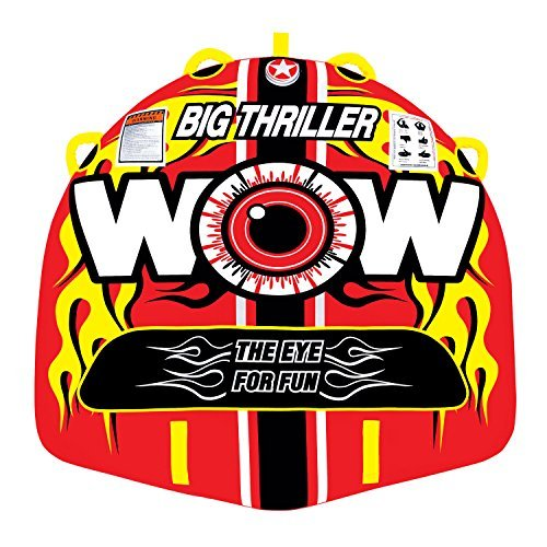 Wow Sports Big Thriller Towable by WOW Sports LLC