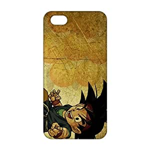 3D Case Cover Cartoon Anime Dragon Balls Phone Case For Iphone 5/5S Cover