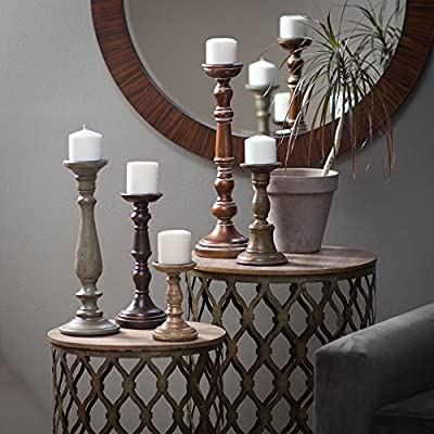 IMAX Rozzi Candleholders - Set of 5