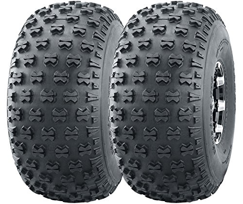 2 WANDA ATV/UTV Tires 25x12-9 305/65-9 High Load/4PR P3030 John Deer Gator (Atv Tires 25x12x9)