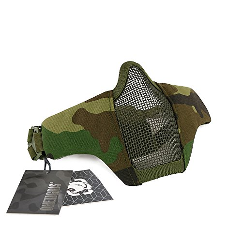 Face Guard Mesh Airsoft (OneTigris 6