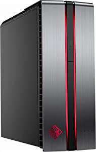 HP OMEN 870-244 Desktop Computer Intel Core i7 16GB Memory NVIDIA GeForce GTX 1070 1TB Hard Drive