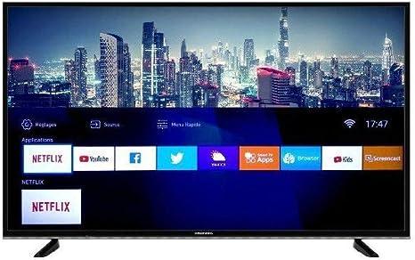 GRUNDIG 55GDU7500B TV 139,7 cm (55