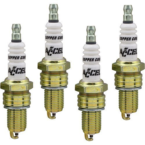Accel 0494-4 S/Plug,Accel 4pk