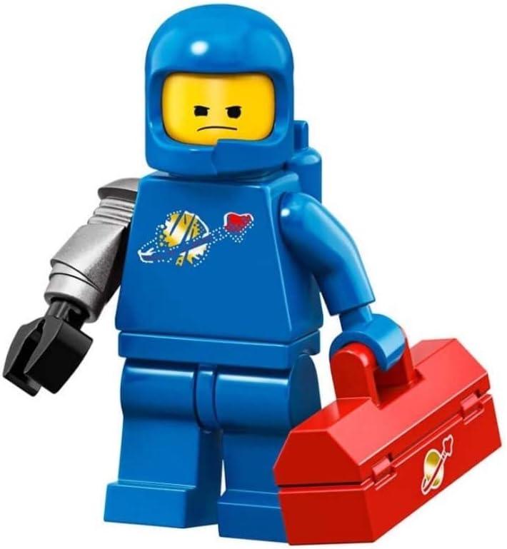 LEGO Mini Figure The Lego Movie 2 Vest Friend Rex New Unopened