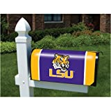 Party Animal NCAA LSU Tigers Mailbox Cover