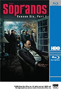 Cover Image for 'Sopranos, The - Season 6, Part 1'