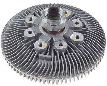 SRL Ventilador Viscoso embrague Grand Cherokee WJ 4.0L, 4.7l, 3.1td 1999 - 2004/Cherokee (libertad) KJ 3.7L 2002 - 2007: Amazon.es: Coche y moto
