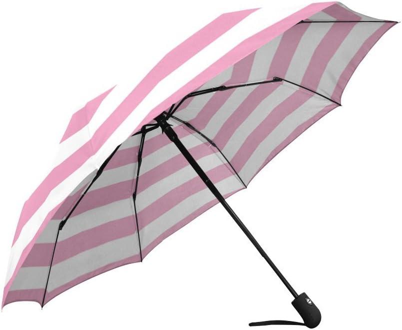 Auto Open pliant parapluie avec la Nature Print-Forest UVP 50