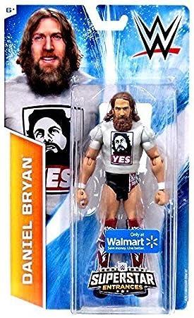 WWE - Basic: Superstar Entrances Daniel Bryan Figure (Walmart Exclusive) by Mattel