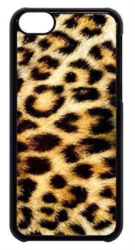 Rhino Armour Slim Ultra Premium Case -Leopard Fur Print Pattern Tiger Cheeta Rubber Silicon Black Case Cover for Google Pixel 3 XL (2018 Model) ()