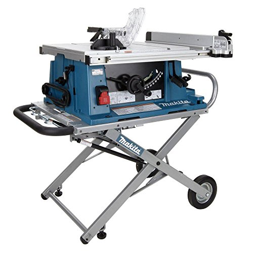 (Makita 2705X1 10-Inch Contractor Table Saw with)