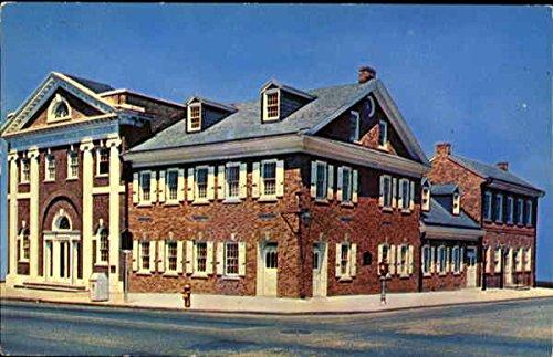 The York National Bank And Trust Company, Corner Market & Beaver Streets Original Vintage Postcard (National Bank Corner)