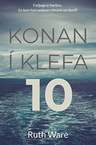 Konan í klefa 10 (Icelandic Edition)