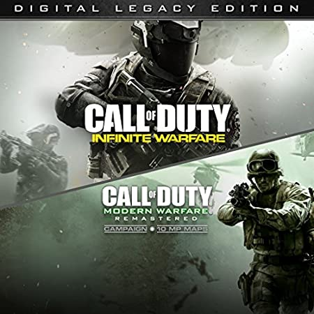 Call Of Duty: Infinite Warfare - Legacy Edition - PS4 [Digital Code]