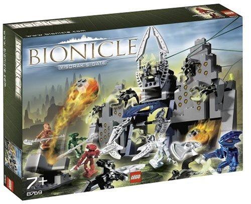 LEGO BIONICLE 8769 Visorak's Gate (Lego Bionicle Visorakku -
