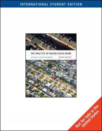 Practice Of Macro Social Work 4Th Edition