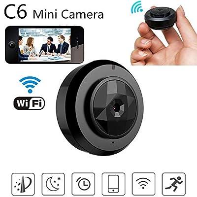 POTENCO C2 HD WiFi Camera Wireless Real-time Surveillance Camera